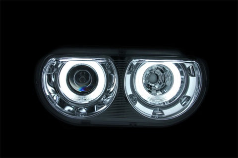 Anzo Headlights - Chrome 121307 ANZO121307