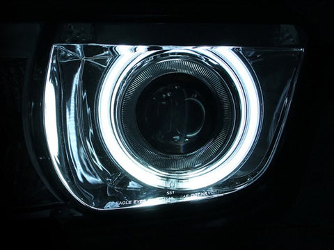 Anzo Headlights - Chrome 121311 ANZO121311