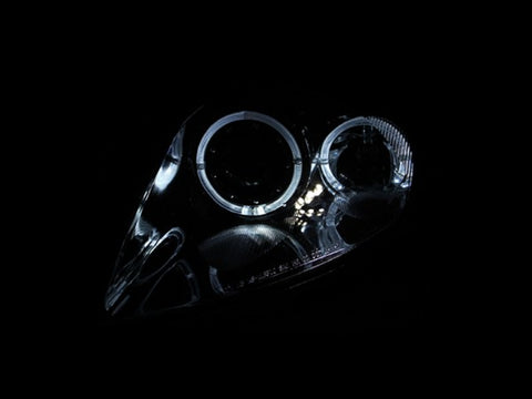 Anzo Headlights - Black 121332 ANZO121332