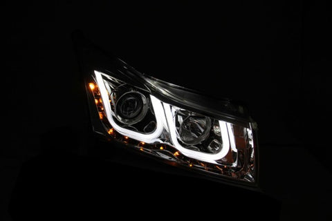 Anzo Headlights - Chrome 121461 ANZO121461