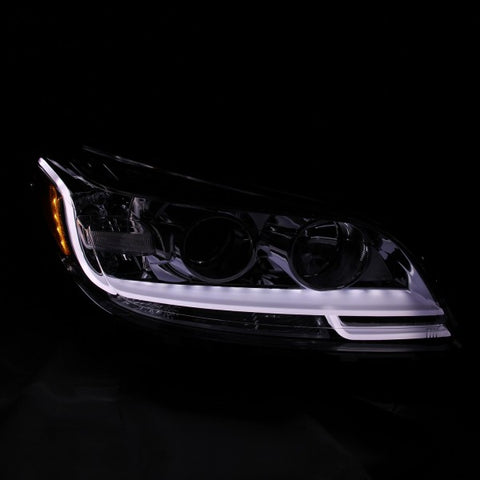 Anzo Headlights - Chrome w/Amber Reflector 121465 ANZO121465
