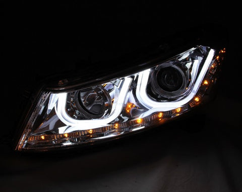Anzo Headlights - Chrome 121482 ANZO121482