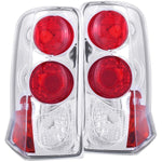 Anzo Tail Lights - Chrome 211011 ANZO211011