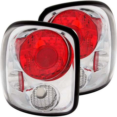 Anzo Tail Lights - Chrome 211026 ANZO211026