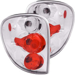 Anzo Tail Lights - Chrome 211035 ANZO211035