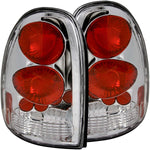 Anzo Tail Lights - Chrome 211037 ANZO211037
