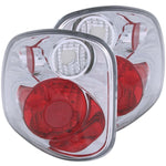 Anzo Tail Lights - Chrome 211068 ANZO211068