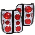 Anzo Tail Lights - Chrome 211109 ANZO211109