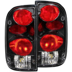 Anzo Tail Lights - Black 211129 ANZO211129
