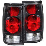 Anzo Tail Lights - Chrome 211131 ANZO211131
