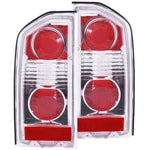 Anzo Tail Lights - Chrome 211133 ANZO211133