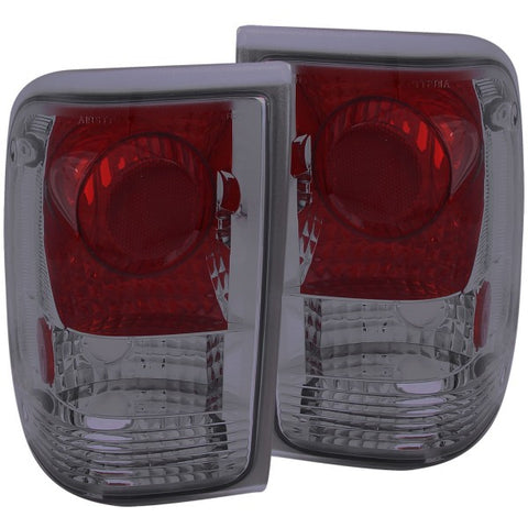 Anzo Tail Lights - Smoke 211177 ANZO211177