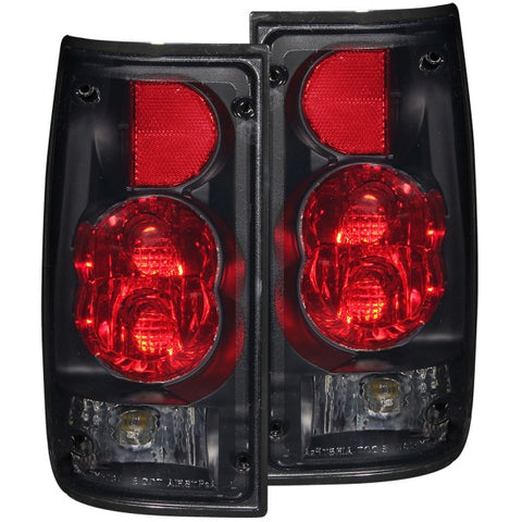 Anzo Tail Lights - Dark Smoke 211181 ANZO211181