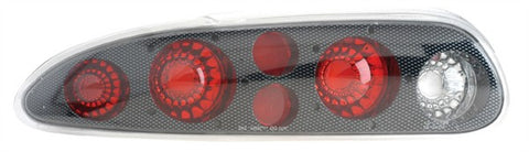 Anzo Tail Lights - Carbon 221012 ANZO221012
