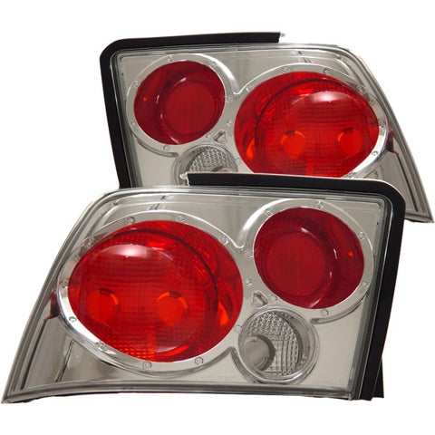 Anzo Tail Lights - Chrome 221021 ANZO221021
