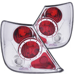 Anzo Tail Lights - Chrome 221049 ANZO221049