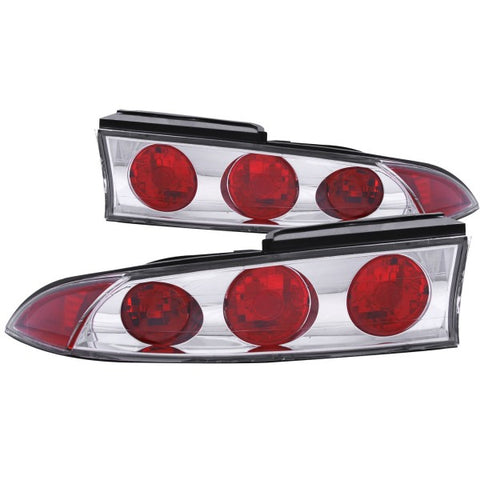 Anzo Tail Lights - Chrome 221082 ANZO221082