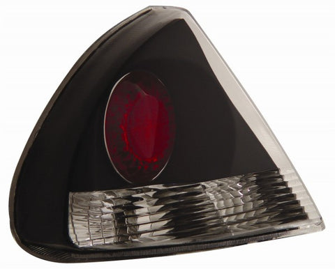 Anzo Tail Lights - Black 221088 ANZO221088