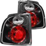 Anzo Tail Lights - Black 221106 ANZO221106