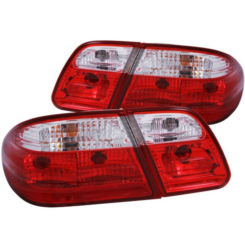 Anzo Tail Lights - Red/Clear 221162 ANZO221162