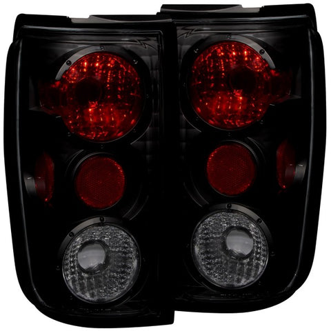 Anzo Tail Lights - Smoke 221184 ANZO221184