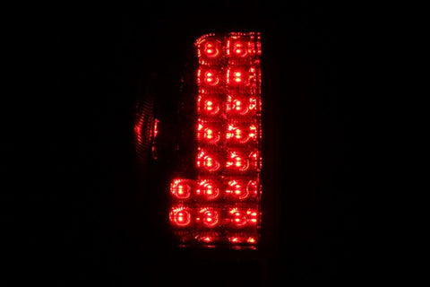 Anzo LED Tail Lights - Red/Clear 311071 ANZO311071