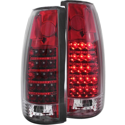 Anzo LED Tail Lights - Red 311079 ANZO311079