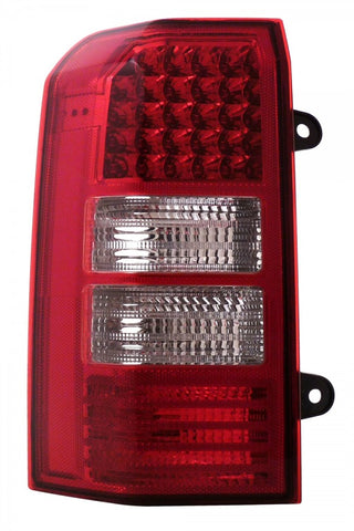 Anzo LED Tail Lights - Red/Clear 311130 ANZO311130