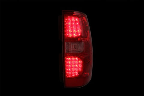 Anzo LED Tail Lights - Red/Clear 311143 ANZO311143