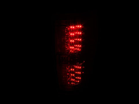 Anzo LED Tail Lights - Smoke 311170 ANZO311170