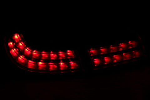 Anzo LED Tail Lights - Smoke 311200 ANZO311200