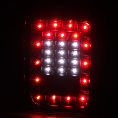 Anzo LED Tail Lights - Smoke 311203 ANZO311203