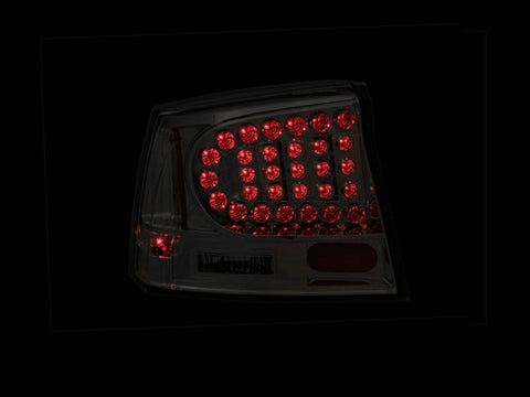 Anzo LED Tail Lights - Chrome 321013 ANZO321013