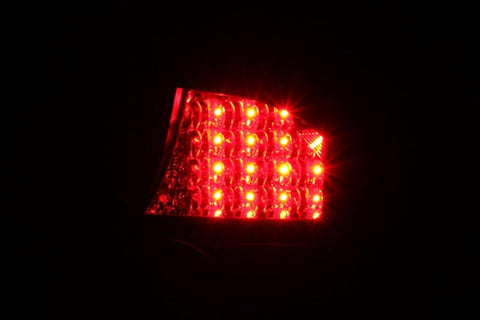 Anzo LED Tail Lights - Black 321035 ANZO321035