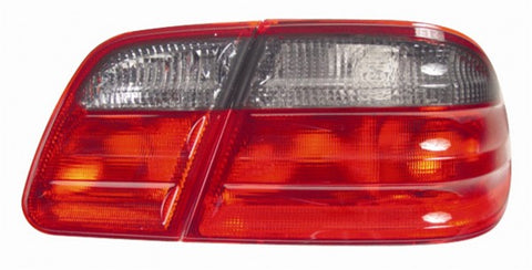 Anzo LED Tail Lights - Red/Clear 321046 ANZO321046