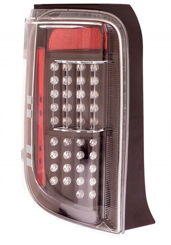 Anzo LED Tail Lights - Black 321160 ANZO321160