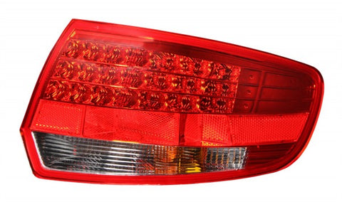 Anzo LED Tail Lights - Red/Clear 321201 ANZO321201