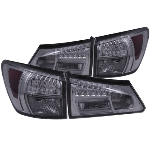 Anzo LED Tail Lights - Smoke 321249 ANZO321249