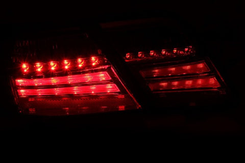 Anzo LED Tail Lights - Smoke 321268 ANZO321268