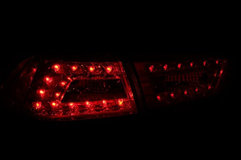 Anzo LED Tail Lights - Red/Smoke 321277 ANZO321277