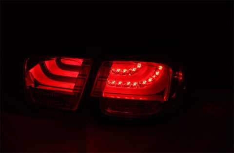 Anzo LED Tail Lights - Red/Clear 321309 ANZO321309