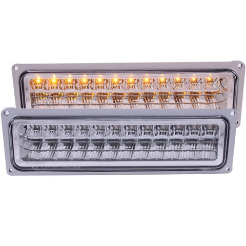 Anzo Parking Lights - Full Amber LED 511048 ANZO511048