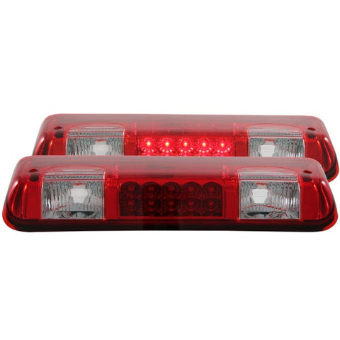 Anzo 3rd Brake Lights - Red/Clear 531003 ANZO531003