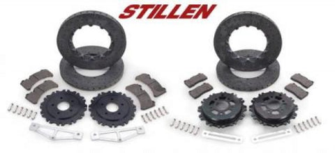 STILLEN 2012-2014 Nissan GTR R35 Carbon-Ceramic Matrix Brake Upgrade APCC1100B