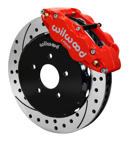 "Wilwood  14"" Front Big Brake Front Brake Kit"