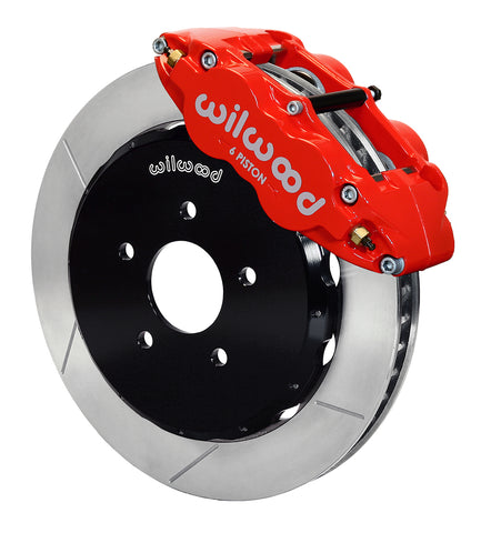 "Wilwood  14"" Forged Narrow Superlite Big Brake Front Brake Kit"