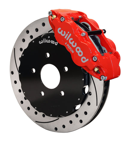 "Wilwood  14"" Front Big Brake Kit"