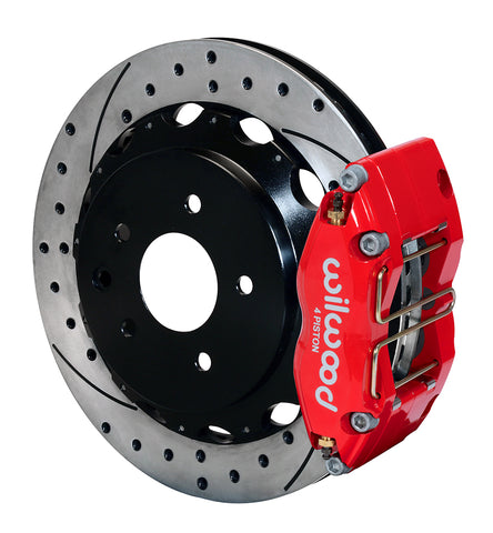 Wilwood  Rear Brake Kit For OE Parking Brake