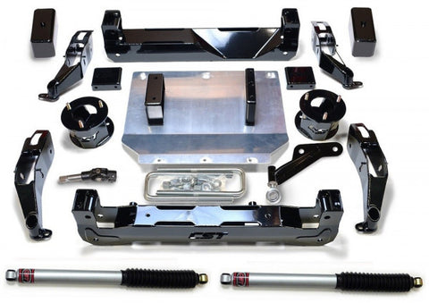 Chevrolet Silverado/ GMC Sierra 1500 Lift Kit