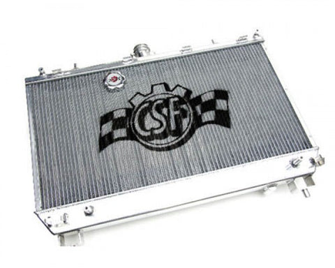 CSF Racing Radiators Racing Performance Radiator (Automatic trans) 7011 CSF7011